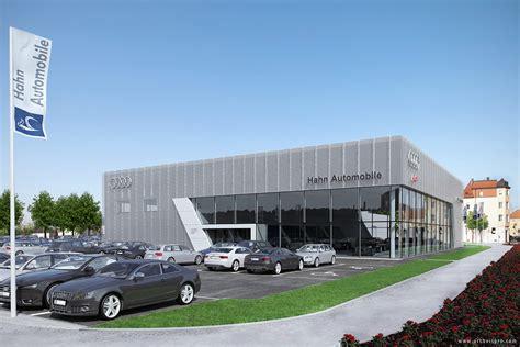 Audi Niederlassungen by Industriebau Leonhard Weiss Bauunternehmung