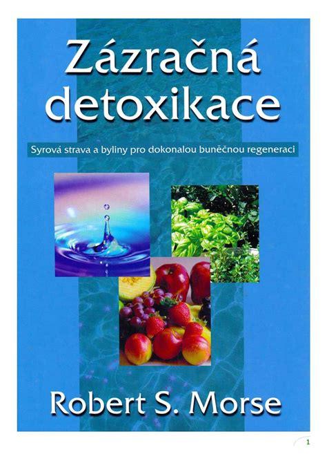 Dr Robert Morse The Detox Miracle Sourcebook by Calam 233 O Detoxikace