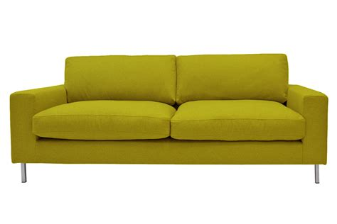 green fabric sofas biki modern three seater sofa olive green funique co uk