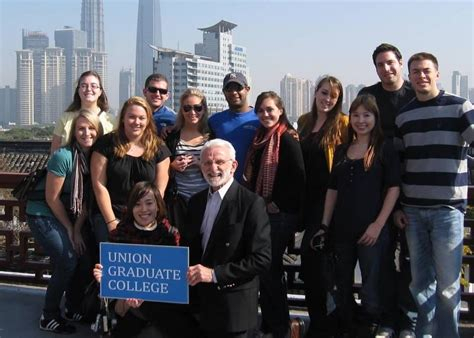 Union Mba by Union Graduate College Mba Students Tour China Part 1
