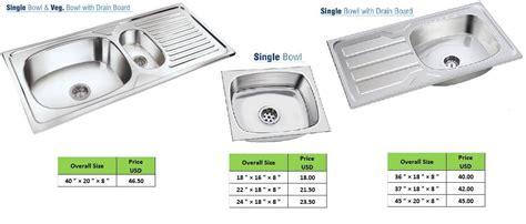 kitchen sink depth kitchen sink sizes home design ideas and pictures