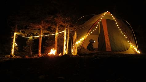 camo lights hut buddy 20ft solar light revel gear