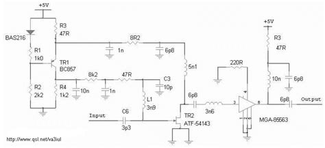 layout da nf e 2 0 rx amplifiers amplificadores de recepci 243 n littlesoft
