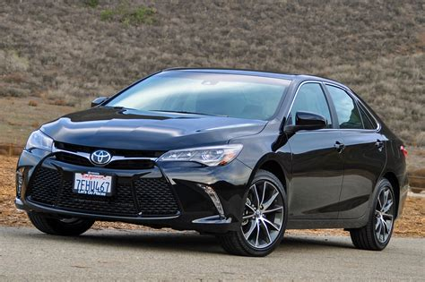 Toyota Camry Xse Reviews by 2017 Toyota Camry Xse V 6 Review Auto Car Update