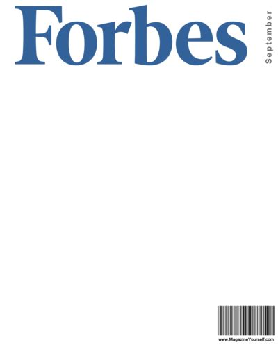 photoshop magazine cover template create forbes magazine covers