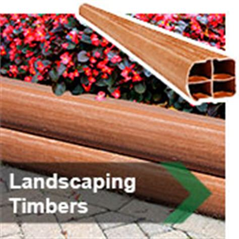 Landscape Timbers At Menards Landscaping Materials At Menards