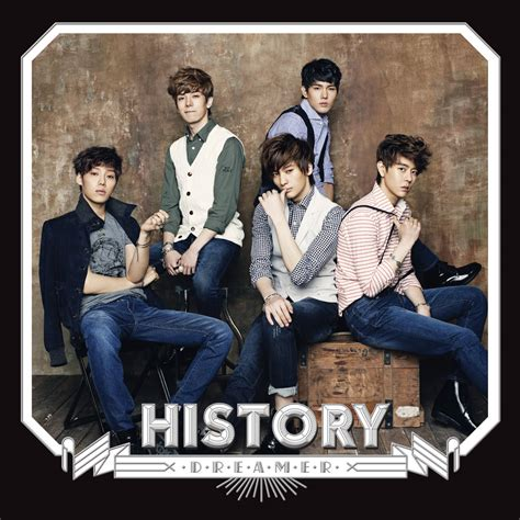 download mp3 exo history korean version download single history dreamer