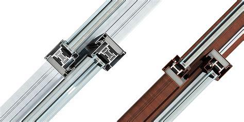 narrow line sliding door lift slide steel windows and doors thermally broken