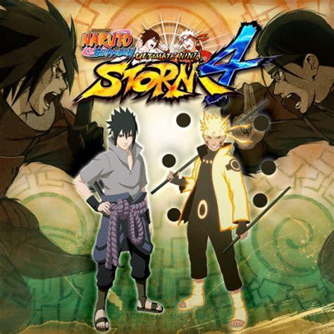 ps3 themes naruto storm 4 naruto shippuden ultimate ninja storm 4 game ps4