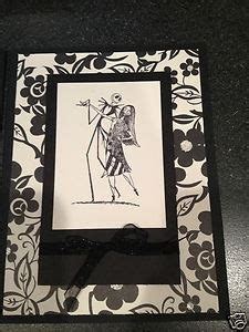 Nightmare Before Birthday Card Nightmare Before Christmas Greeting Cards Prints 3