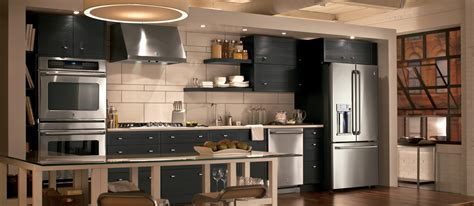 stainless steel kitchen design ge stainless steel kitchen appliances stainless steel