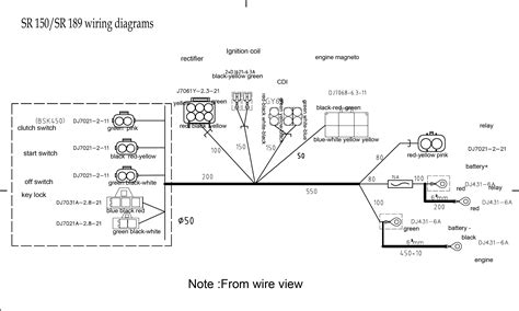 dirt bike 110cc engine wiring diagrams repair wiring scheme