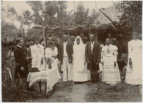 Wedding Blessings In Jamaica by June Brides Notre Dame Archives News Notes