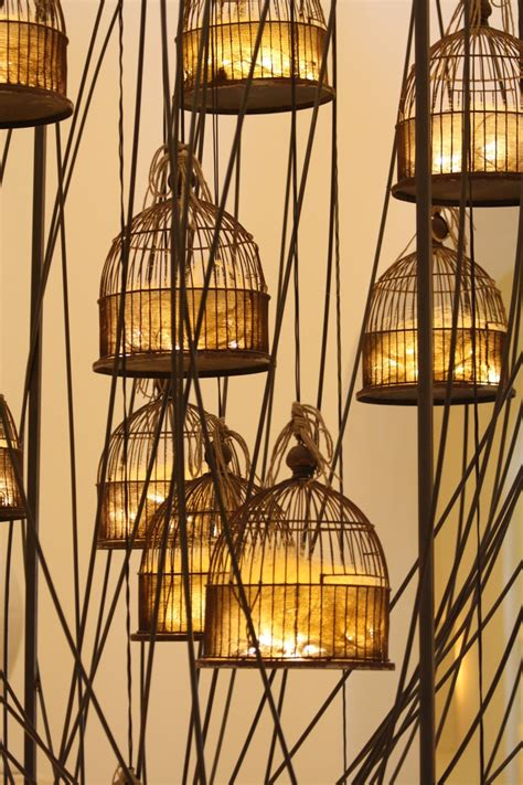Patio Bird Cages by Best 25 Birdcage Light Ideas On Birdcage