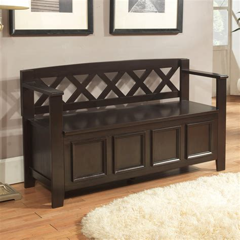 home benches simpli home entryway storage benches