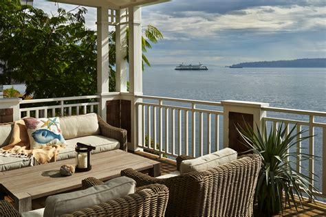 beach house bainbridge bainbridge island beach house remade to be light bright and comfortable the seattle