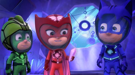 Piyama Meet exclusive pics pj masks blasts with moonstruck special march 9 animation magazine