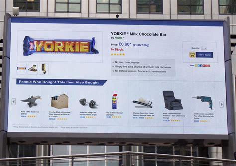 yorkie bar advert l 252 rzer s archive print ad of the week yorkie