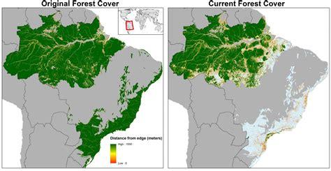 south america deforestation map rainforest deforestation map www pixshark