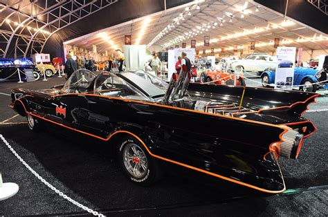 Original Batmobile Sold At Barrett Jackson by Original 1966 Batmobile Sold For An Amazing 4 620 000 At