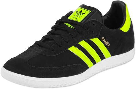 adidas samba adidas samba shoes black neon yellow