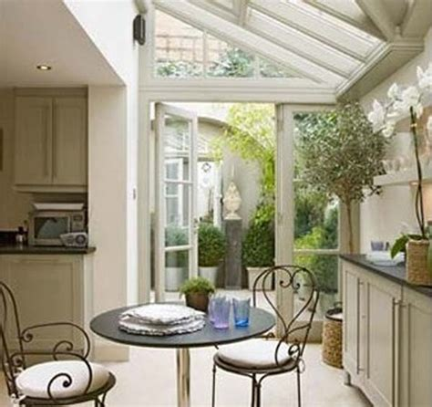 kitchen conservatory ideas 25 best ideas about conservatory kitchen on pinterest