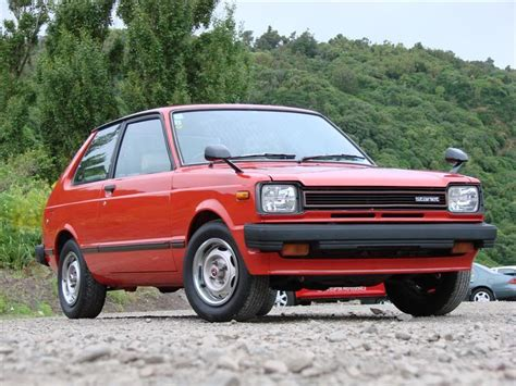 1981 Toyota Starlet 1981 Toyota Starlet Information And Photos Momentcar