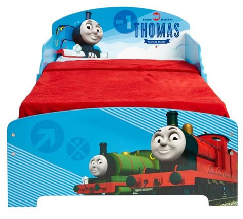 thomas and friends bed thomas and friends mdf wooden toddler train bed