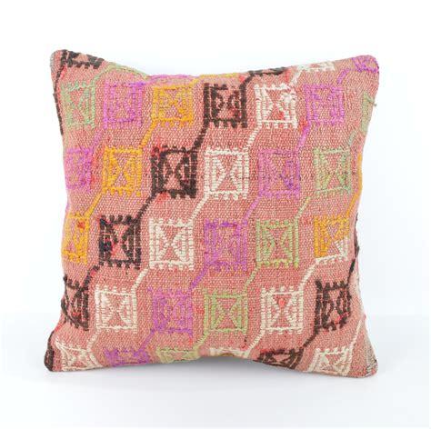 Decorative Pillows Uk by Kilim Throw Pillow Kilim Bohemian Decor Throw Pillow