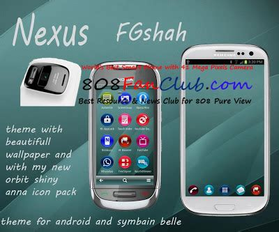 download revolve theme for symbian 3 anna belle free nexus theme nokia n8 s 3 anna belle free theme