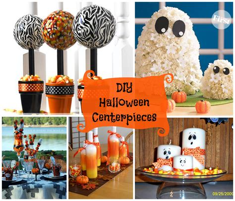 halloween diy diy halloween centerpieces a to zebra celebrations