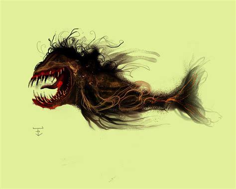 deep sea anglerfish by eurwentala on deviantart deep sea anglerfish on angler fish lovers deviantart