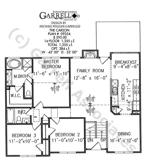 carson mansion floor plan carson house plan house plans by garrell associates inc
