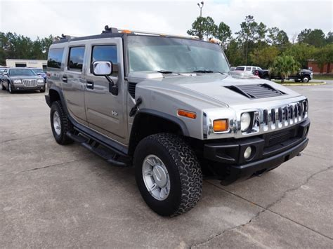 Cool Car With Mpg by 2003 Hummer H2 Mpg Otopan