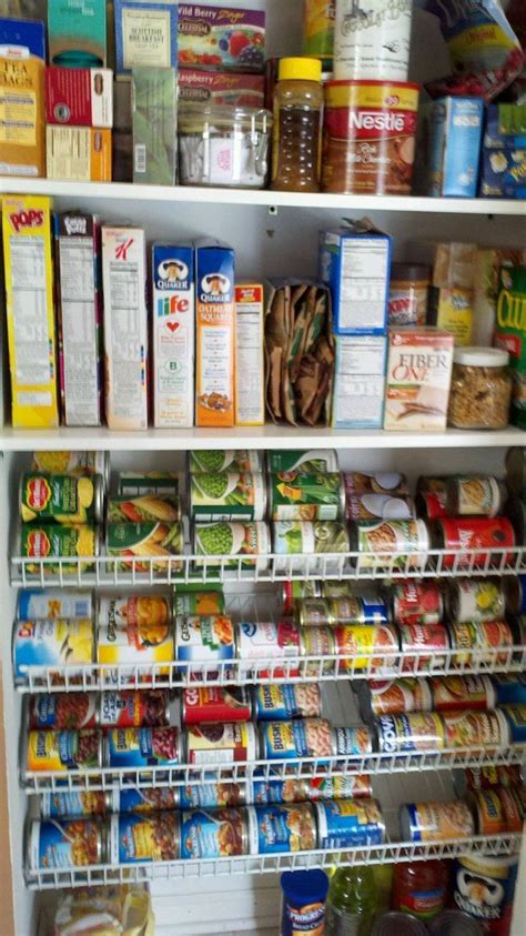 Organizing A Pantry With Wire Shelves by Creative Pantry Organizing Ideas And Solutions