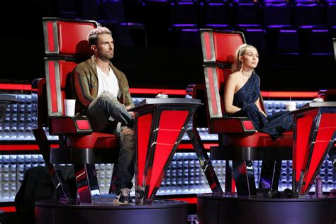 the voice couch miley cyrus and alicia keys join the voice season 11 as