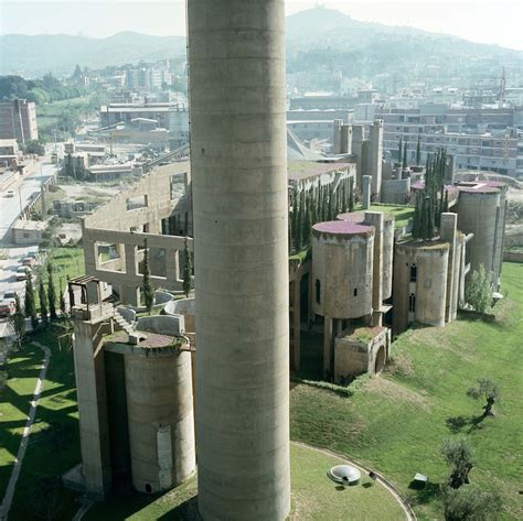 cement factory house la fabrica abandoned factory turned architect s dream