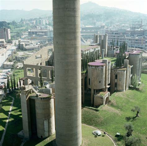 ricardo bofill la fabrica abandoned factory turned architect s dream