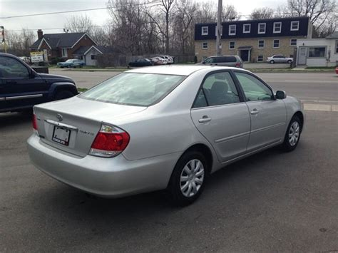 2005 silver toyota camry used car and vehicle listings in guelph