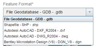 format file gdb data downloads and access fayetteville ar official