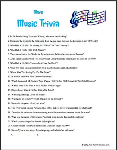 film quiz music home 90s movie trivia questions and answers printable memes