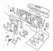 XJ Cherokee Dash Parts  4 Wheel