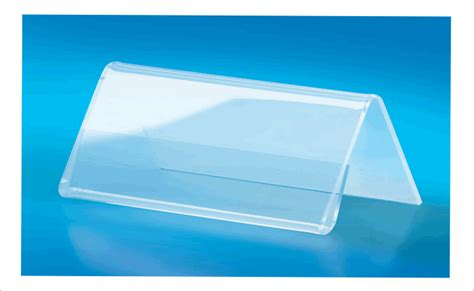 plastic table tent cards plastic table tents plastic table tent holders