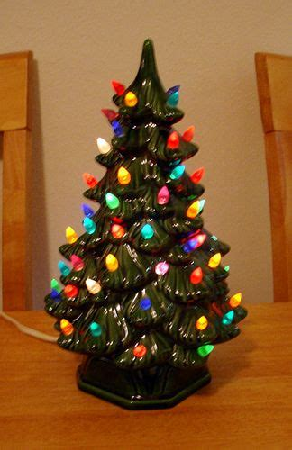 ceramic light up christmas tree 80 best ceramic trees images on pinterest christmas deco