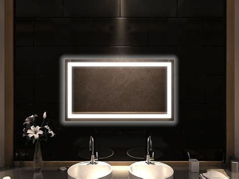 spiegelle led badspiegel mit led beleuchtung badspiegel de
