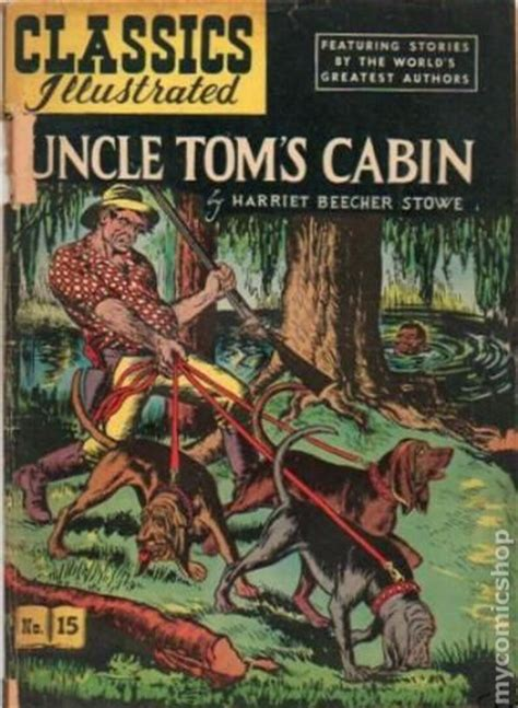 tom s cabin books classics illustrated 015 tom s cabin comic books