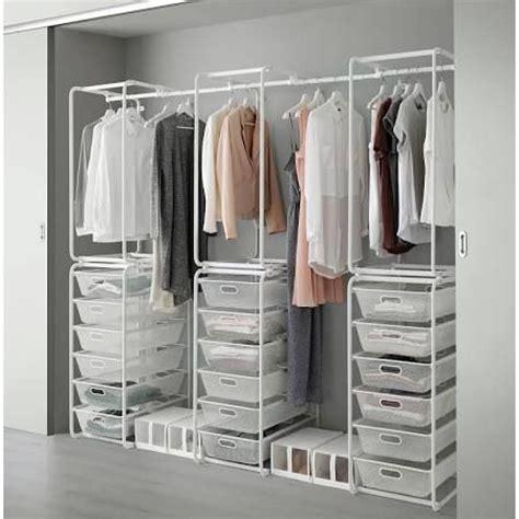Kleiderschrank Begehbar Ikea by Begehbarer Geschlossener Schrank Ikea Die Neuesten