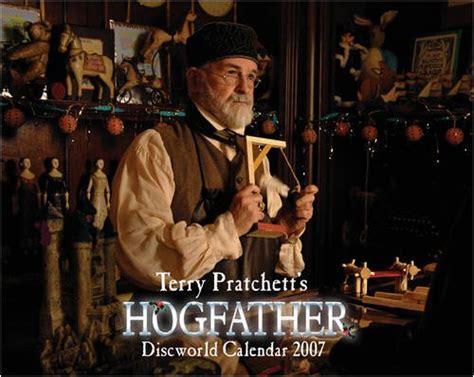 by terry pratchett hogfather sfrevu review