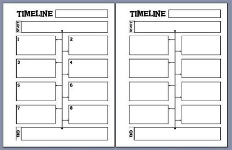 printable timeline organizer printable timelines for students artwork planning