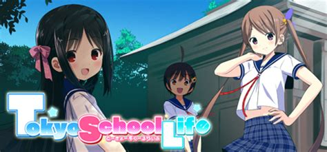 anime pc games tokyo school life pc games anime pc games download
